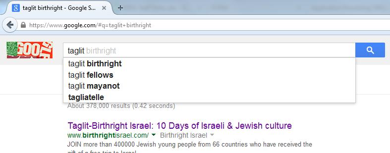 Google Taglit