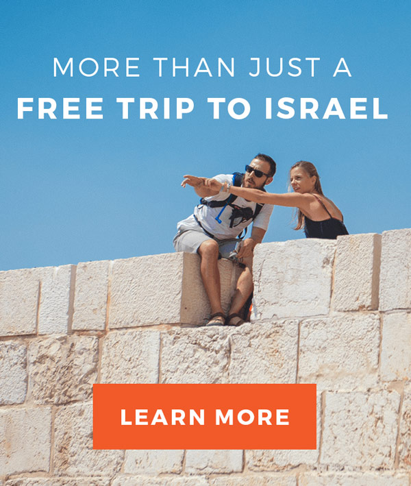 Free Trips to Israel - Birthright
