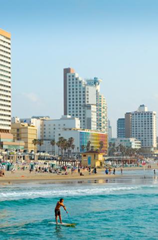 The PULSE of Tel Aviv